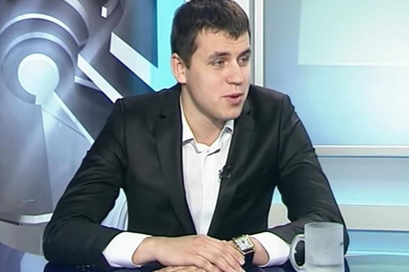 Дмитрий Мирный