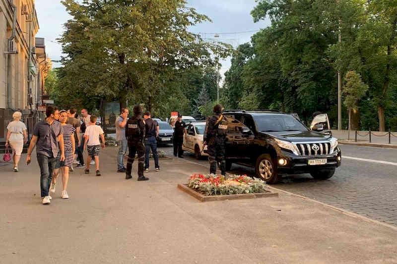 Задержание Ширяева